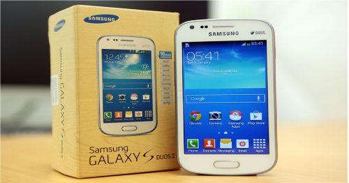 باز کردن قفل گوشی سامسونگ Galaxy S Duos S7562i بدون پاک شدن اطلاعات