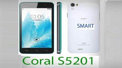 Photo of فایل فلش فارسی گوشی اسمارت Smart Coral S5201 Farsi 4.4.2