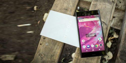 فایل فلش رسمی Sony Xperia XZ1 G8342 اندروید 8