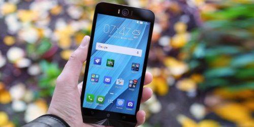 فایل فلش فارسی Zenfone selfie ZD551KL اندروید 6